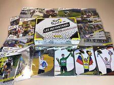 Panini TOUR DE FRANCE 2020 Les instantanés -- complete set -- 25 cards