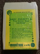 Gary Puckett & The Union Gap Lady Willpower 8 TRACK yellow label