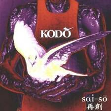 KODO - SAI-SO  CD JAZZ-FUSION-AMBIENT-ACIDJAZZ-SWING
