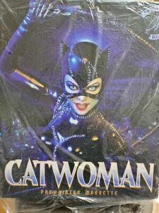 Batman Returns Catwoman Tweeterhead maquette Michelle Pfeiffer Sideshow