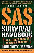 SAS Survival Handbook by  John