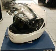 HJC R-PHA ST WHITE FULL FACE MOTORCYCLE HELMET