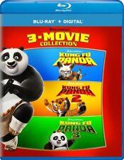 Kung Fu Panda: 3-Movie Collection [New Blu-ray] Boxed Set, Digital Copy
