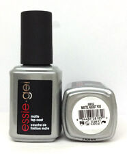 ESSIE GEL - MATTE TOP COAT - UV LED GEL POLISH 12.5ml/ .42oz
