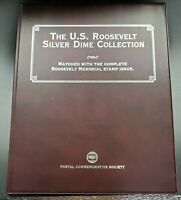 PCS US Roosevelt Silver Dime Collection 19 Coin Stamp Full Date Set 1946 - 1964