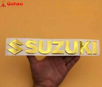 25cm Tank Fairing Badge Sticker for Suzuki GSXR600/750/1000/1300 RR HAYABUSA GSR
