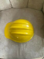 Yellow Bullard 502. no liner. lightly used in excellent condition