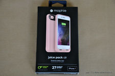 NEW MOPHIE JUICE PACK AIR FOR iPHONE 7 PROTECTIVE BATTERY CASE COLOR: ROSE GOLD
