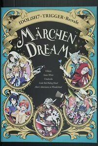 japan r1) Idolish 7 + Trigger + Re:vale Marchen Dream Booklet
