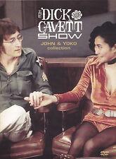 JOHN YOKO - 2 DVD - THE DICK CAVETT SHOW