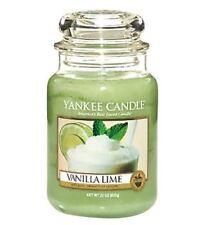 Bougies et chauffe-plats de décoration intérieure Yankee Candle vanille