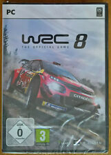 WRC 8 - THE OFFICIAL GAME [PC]