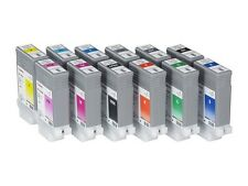 12 Tinte für Canon iPF5100 iPF6100 iPF6200 / PFI-103 MBK BK GY PFI-101 Y M C R B