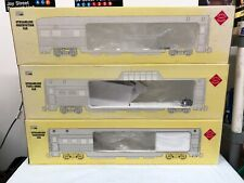 Aristocraft Streamline Passenger Cars BOXES ONLY