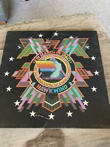 Hawkwind – X In Search Of Space United Artists Records – UAG 29202  1971