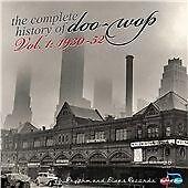 The Complete History of Doo-Wop, Vol. 1 (1930-52)