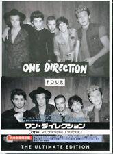 ONE DIRECTION-FOUR: THE ULTIMATE EDITION-JAPAN CD+BOOK BONUS TRACK Ltd/Ed F30