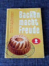 Backen macht Freude * Dr. August Oetker * Handbuch der Hausbäckerei