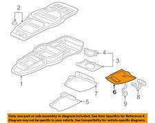 Pontiac GM OEM 01-05 Aztek Overhead Roof Console-Door 88896457