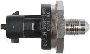Fuel Pressure Sensor-High Pressure Sensor - Fuel (New) Bosch 0261545055