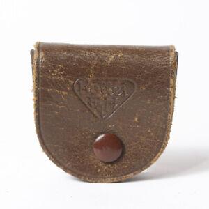 Rolleiflex Brown Leather Filter Case