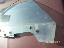 1970 COUPE DEVILLE RIGHT DOOR WINDOW GLASS OEM USED BUICK ELECTRA OLDS 98 CALAIS