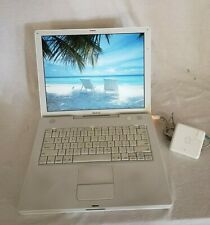 "Apple iBook G4 14.1"" A1055 laptop computer (Keyboard Not Working Properly)"