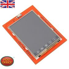 "New 1PCS 2.4"" TFT LCD Shield Touch Panel TF Reader For Arduino UNO R2 R3 A137"