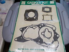 NOS OEM Honda Gasket Kit 1982 CR250R Off Road  061A0-KA4-S70