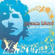 JAMES BLUNT BACK TO BEDLAM 2005 DEBUT ALBUM YOU'RE BEAUTIFUL NO BRAVERY HIGH