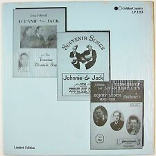JOHNNIE AND JACK Johnnie and Jack ( Limited Edition) LP NM- NM-