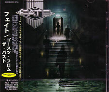 FATE Ghosts From The Past + 1 JAPAN CD Mercyful Fate Torben Enevoldsen Fatal For