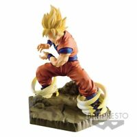 DRAGON BALL Z GOKU SS ABSOLUTE PERFECTION FIGURE BANPRESTO NEW FIGURE