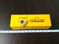 KENNAMETAL DFT 090508HP KC7140 10 PCS Original carbide inserts FREE SHIPPING