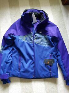 New Kjus Ski Jacket Womens size S or Juniors 14