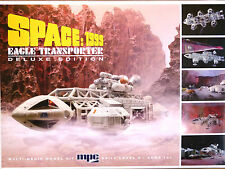MPC 1:72 Space:1999 Eagle Transporter Deluxe Edition Model Kit