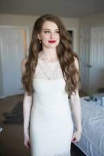 Tadashi Shoji Formal Gown/Wedding Gown