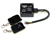 12V 2CH Wireless RF Remote Control Switch Transmitter Receiver for Car Truck RV