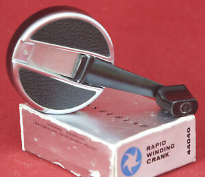 HASSELBLAD Rapid Winding Crank # 44040. ALL 500 Series. Perfect Operation.