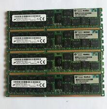 48GB 4x16GB HP 628974-081 PC3 DDR3-1333MHz Proliant G7 G8 & Z420 Z600 Z800