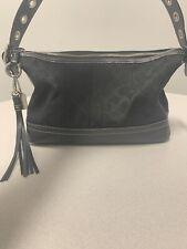 Coach Black Small Shoulder Bag HO5U-9363