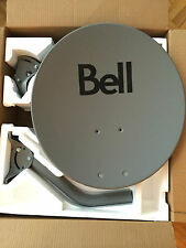 """Dish 500 Bell ExpressVu 20"""" 2 LNBs & SW44 Mount & Cable"""