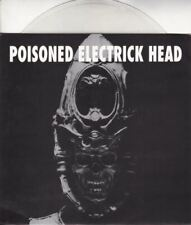 "Out Of Order 7"" CLEAR VINYL (UK 1994) : Poisoned Electrick Head"