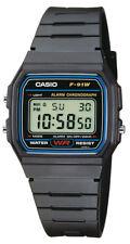 Casio Uhr Digital F-91W-1YEF Collection Armbanduhr