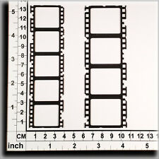 Chipboard Embellishments for Scrapbooking, Cardmaking - Film Strips 51232b