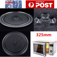 325mm Microwave Oven Turntable Glass Tray Glass Plate AU