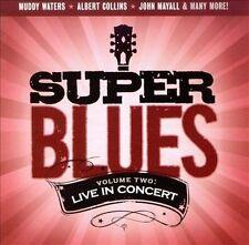 V/A-Super Blues Vol.2: Live...-`Albert Collins,Muddy Waters,Albert King,M CD NEW