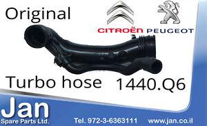 New and Genuine Peugeot 308 508 3008 5008 Citroen C4 Picasso Turbo Hose 1440Q6