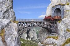 Vollmer H0 42548 - Stahlbogenbrücke Schlossbach, gerade Bausatz Neuware