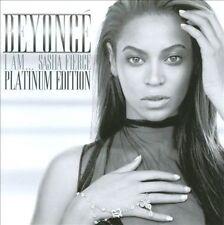 I AM...SASHA FIERCE (PLATINUM EDITION) CD BEYONCE BRAND NEW SEALED